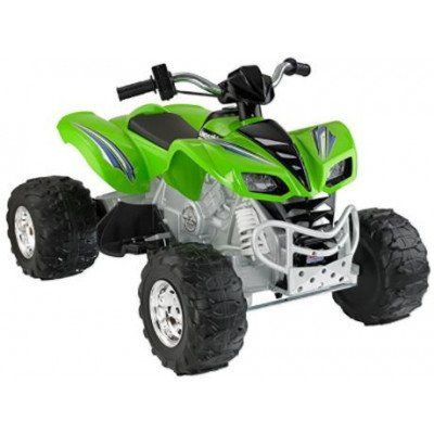 fisher price - power wheels kawasaki kfx atv