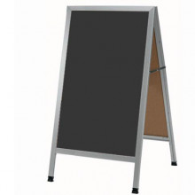 Sidewalk Sign – A-Frame Sandwich Board