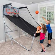 Lifetime – Double Shot Arcade Basketball System