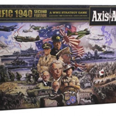 axis and allies pacific 1940 board game