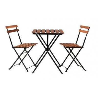 outdoor bistro set