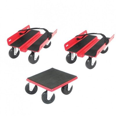 extreme max – economy snowmobile dolly system