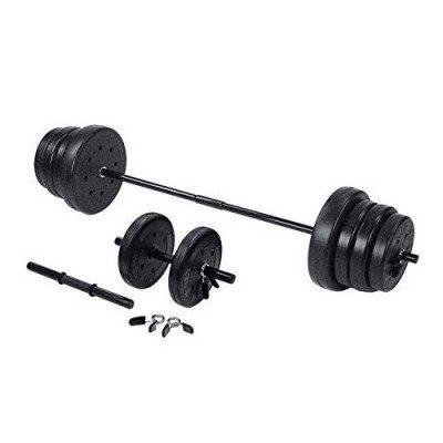 weight set with dumbbells – 105 lb