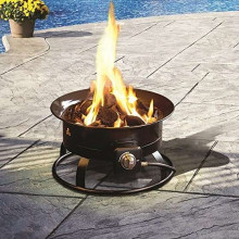 Outland Living – Firebowl Portable Propane Gas Fire Pit