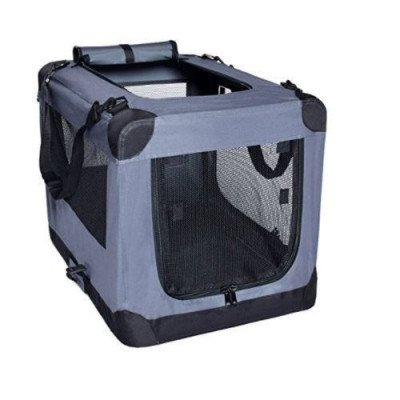 soft carrier dog crate