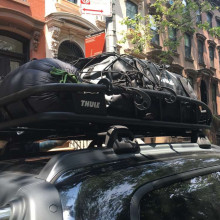 Thule – Canyon XT Roof Cargo Basket