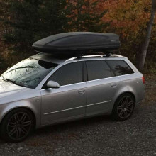 Thule – Force Alpine Cargo Box