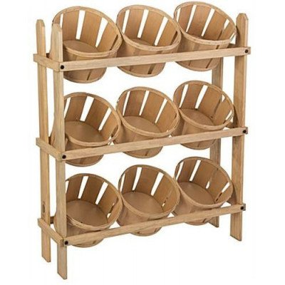 country basket stand