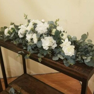 head table florals