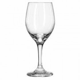 Footed goblet tall