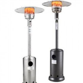 Mushroom Top Heater without Propane
