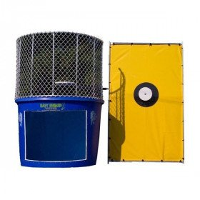 Fun and game- Dunking booth