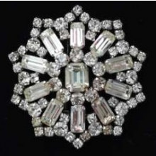 Authentic vintage brooch