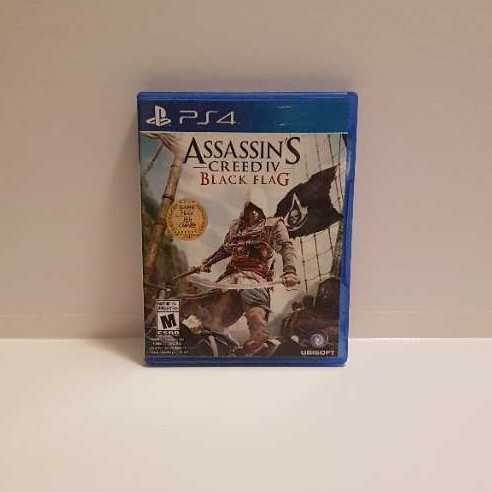 Assassin's Creed black flag - PS4 game