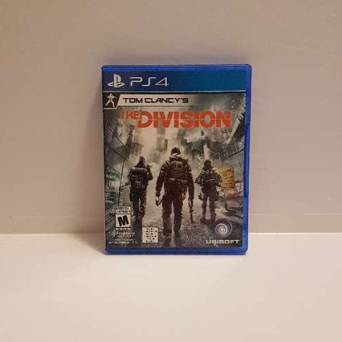 The division - PS4 game