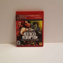 Red dead Redemption - PS3 game
