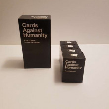 Cards against humanity - party card game