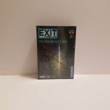 Exit: the abandoned cabin virtual escape room - game