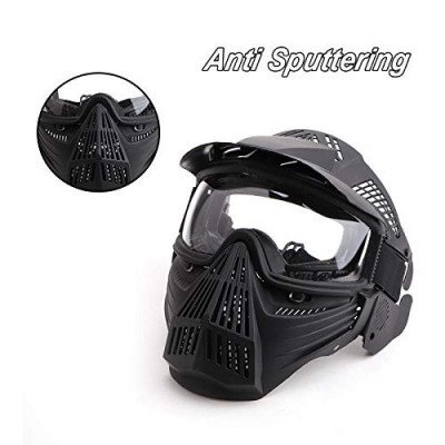 paintball mask picture 2