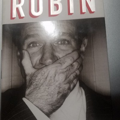 Book about robin williams by itzkoff picture 1
