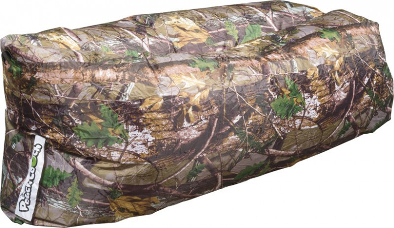 Inflatable Pouch Couch - Camouflage