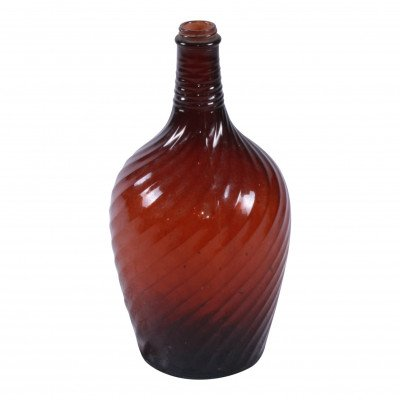 Large Amber Jug picture 1