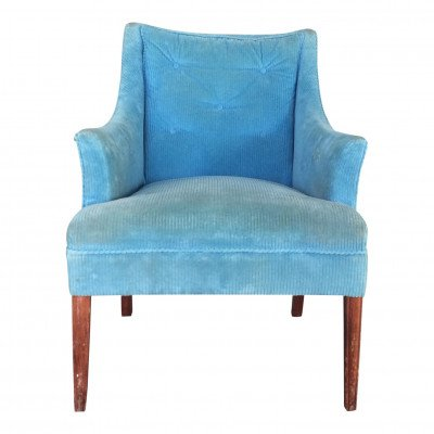 Skye Corduroy Chair picture 1