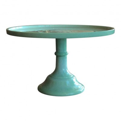Large Mint Tulip Dessert Stand picture 1