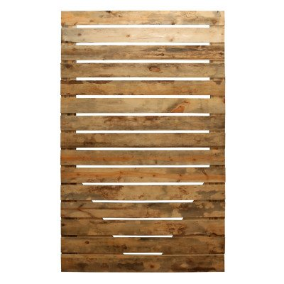 Slatted Wood Photobooth Backdrop picture 1