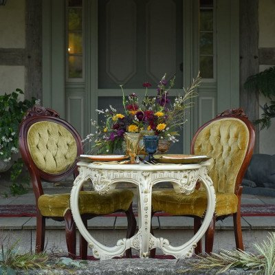 Holmes Tufted Dining Chair picture 3