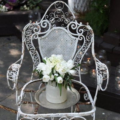 French Garden Dining Furniture Set picture 4
