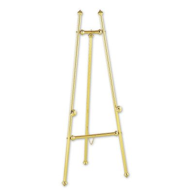 Brass Floor Easel picture 1