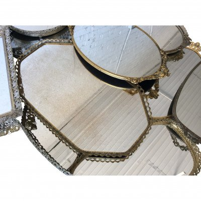 Mirrored Vanity Tray picture 1