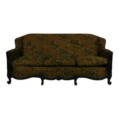 Jacklyn Olive Sofa picture 1