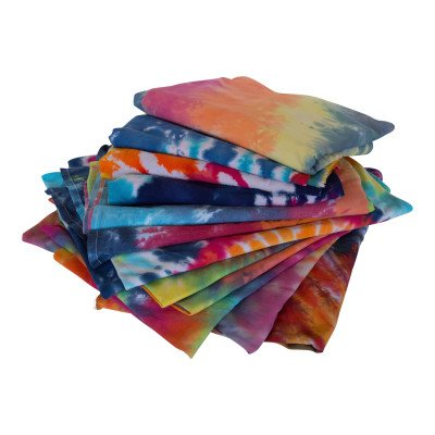 Tie Dye Linen - Assorted picture 1