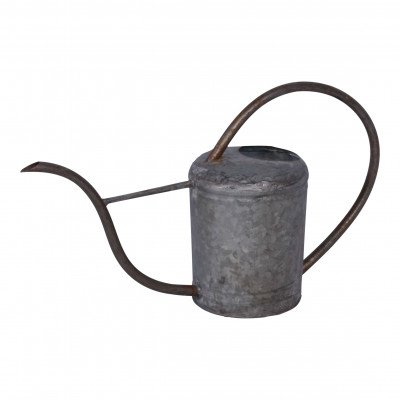 S Galvanized Watering Can picture 1