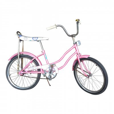 Winnie Pink Bicycle picture 1