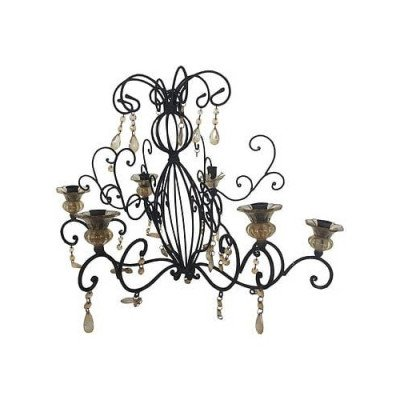 Nessa 6-Candle Chandelier picture 1