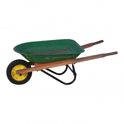 John Deere Wheelbarrow Prop picture 1