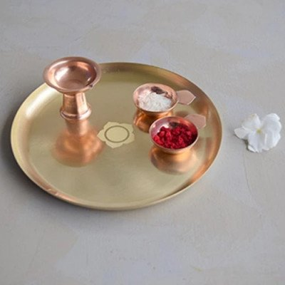 Divinity Brass Tray picture 1