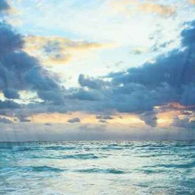 Ocean Sky Photobooth Backdrop picture 2