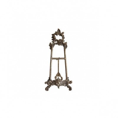 Ornate Brass Tabletop Easel picture 1