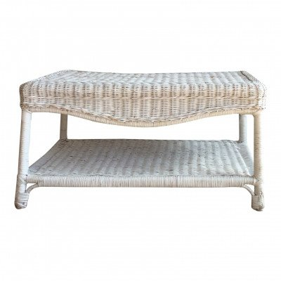Kate Wicker Coffee Table picture 1