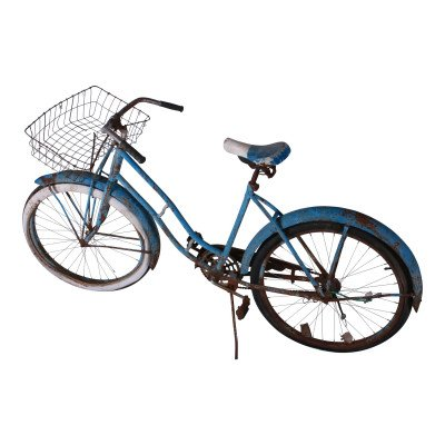 Bicycle Prop - with Basket picture 1