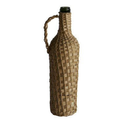 Set of 3 Wicker Jugs and Bottles picture 2