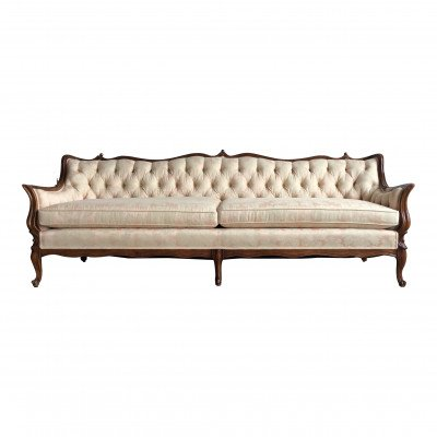 Emma Blush Sofa picture 1