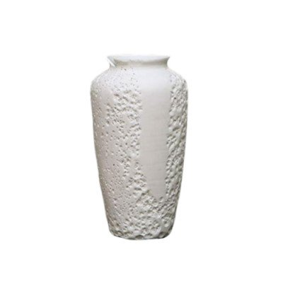 Unglazed Ivory and Black Vase picture 1