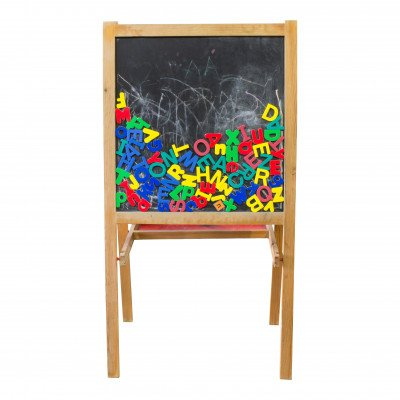 Kids Craft Art Easel picture 1