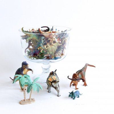 Set of Dinosaur Figurine Collection picture 1