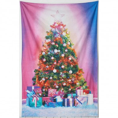 Christmas Tapestree Photobooth Backdrop picture 1